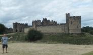 Alnwick Castle (aka Hogwarts)